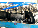 Cat raboutage manuel en acier au carbone Bw 3PC Clapet à bille