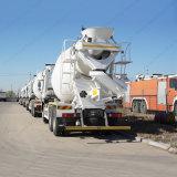 Sinotrukの大型トラック9m3の具体的なミキサーのトラック
