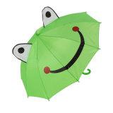 아이 일요일 & 비 노란 아이들 우산을%s 사랑스러운 모양