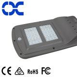 Светодиодный индикатор на улице солнечной энергии 20W 40W 60W IP65 водонепроницаемый свет лампы на улице
