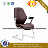 현대 기다리는 가죽 행정실 방문자 의자 (HX-AC066C)