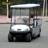 Excarの実用的なカート、後部貨物ベッドが付いているゴルフカート