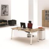 L 모양 조합 사무실 워크 스테이션 매니저 테이블