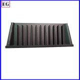 Корпус фильтра заливки формы алюминиевого сплава OEM/ODM