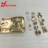Torno CNC de precisión de metal de aluminio de la máquina gira las piezas OEM personalizar estampando la fundición de acero Aolly Auto Motor