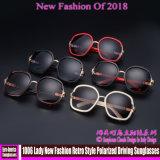 1006 Lady Novo Estilo Retro Moda polarizado óculos de sol de condução