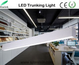 사무실 걸기를 위한 현대 상업적인 중단된 선형 LED 빛