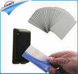 La RFID Cr80 FM11RF08 Clave Hotel Pre-Printed PVC Smart Card
