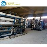 Une capacité énorme machine à système de filtre à eau avec des conteneurs