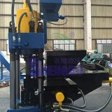 De automatische Machine van de Briket van de Aluminiumfolie met Vierkant Blok