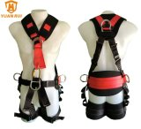 Plein harnais de ceinture de sécurité d'escalade de corps pour l'arboriste d'arbre d'alpinisme