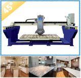 Máquina de cortar el puente de piedra de mármol y granito piedras y otros fabricantes (XZQQ625A)