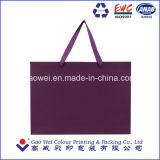 2016 novas compras de luxo pano de saco de papel
