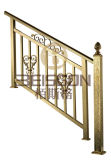 階段手すりのための高品質SUS304のステンレス鋼の手すり