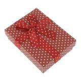 La moda Caja de Papel regalo pequeño Joyería baratos cajas de embalaje