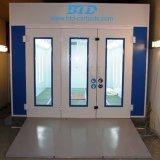 Btd-7600-O-1 판매를 위한 높은 장비 물 커튼 살포 Tan 부스