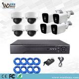 8CH безопасности камеры 4 МП IP-камеры системы видеонаблюдения