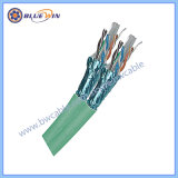 Cabo de rede CAT6 Patch cable CAT6 UTP CAT6 4PR 23cabo AWG