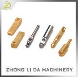 Componentes eletrônicos fazendo à máquina feito-à-medida das peças do CNC