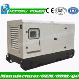 Standby POWER 28kw Silent Diesel Generator with Galvanized Canopy