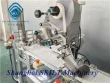 На заводе Skilt автоматического пейджинга наклейки этикеток тегов машины