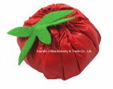 [فولدبل] متسوّقة حقيبة, ثمرات بندورة أسلوب, قابل للاستعمال تكرارا, منافس من الوزن الخفيف, [غروسري بغ] وعمليّ, هبات, ترقية, شريكات & زخرفة