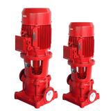 Xbd-LV centrifugas verticales bombas contra incendios sistema contra incendios de la función de abastecimiento de agua