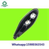 Marcação, RoHS, IP65 de elevada qualidade aprovada 100W Fornecedor de luz de rua LED