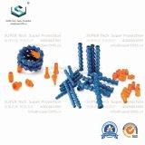 Ajustável em plástico máquina CNC do tubo de água do óleo da água