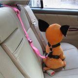 Correos ajustables del clip del desbloquear rápido del collar de la seguridad del coche del perro del nilón mini