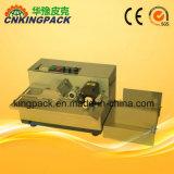 私380fの固体インクコーディング機械