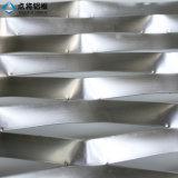 Cutomized продырявит плакирование сетки металла PVDF расширенное покрытием алюминиевое