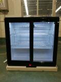 공장에서 2 문 뒤 바 냉각기 인기 상품을%s 가진 맥주 냉각장치 직접