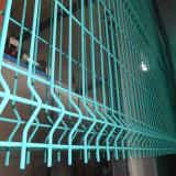 높은 강한 용접된 철망사 안전 밝은 전망 검술