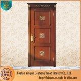 Desheng Dessins et modèles à double porte en bois pour les maisons pièce dans le Kerala