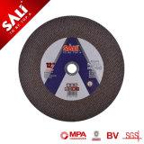 Fertigung China-Sali 4 Zoll-Yuri-Poliermittel schnitt Rad ab