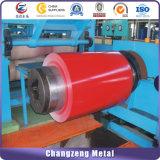 Strato galvanizzato ondulato del ferro con colore di Ral