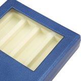 Papel de alta calidad de embalaje Caja de cigarros Humidor de regalo