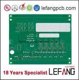 무연 HASL 회로판 PCB 제조자 6개의 층