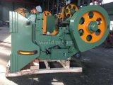Máquina mecânica da imprensa da imprensa de perfurador 10t da potência do C-Frame de J23-10t