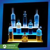Lightbox 아크릴 Plinth, 플렉시 유리 LED 상자 전시를 인쇄하는 실크 스크린