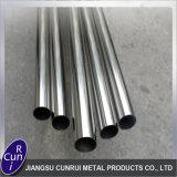 L'ovale decorativo dell'acciaio inossidabile di AISI 304 convoglia il tubo