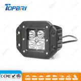 12W kleine CREE LED fahrende Lichter für SUV