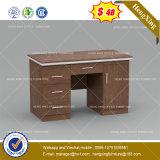 Tableau en bois d'ordinateur de patte en métal de poste de travail des graines (HX-8NE046)