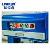 Impressora de laser plástica do frasco do animal de estimação do CO2 de Leadjet