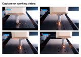 cortadora del laser de la fibra 500W para la hoja y el tubo de metal