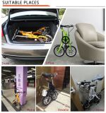 [ليثيوم بتّري] [لكد] عرض [يزتد-16] درّاجة ناريّة كهربائيّة