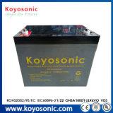 Bateria de gel 12V 150 Ah 48V Bateria do inversor da Bateria do Sistema Solar 150Ah com 3 ano de garantia