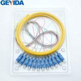 12 Core оптоволоконный кабель питания исправлений