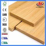 Material de construção da placa de madeira maciça
